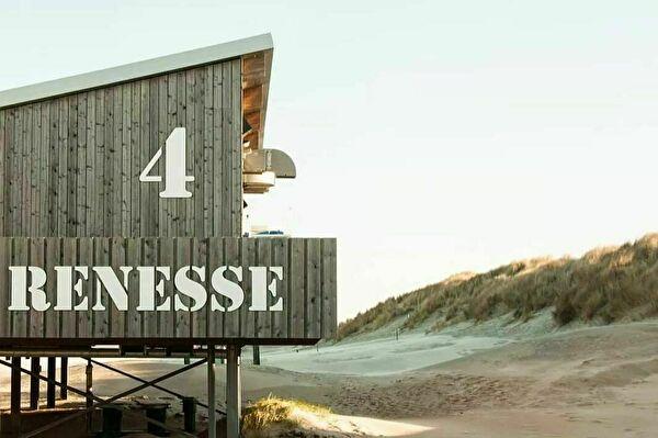 Beach pavilion The Haven van Renesse